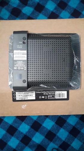 router cisco linksys e800 inalambrico wifi 150 mbps 10/100