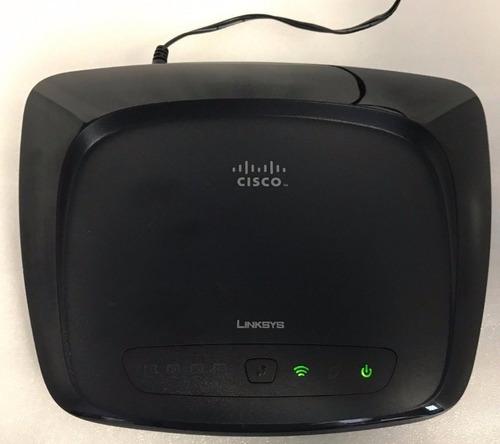router cisco linksys wrt54g2 v1. solo de usar y listo en25