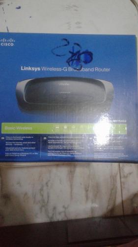 router cisco linksys wrt54g2 wi-fi