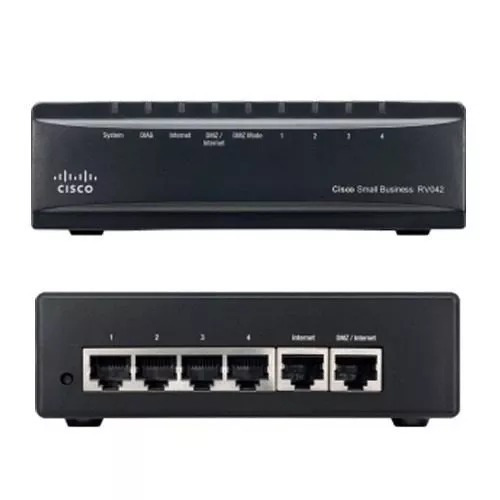 router cisco rv042 small bussines vpn