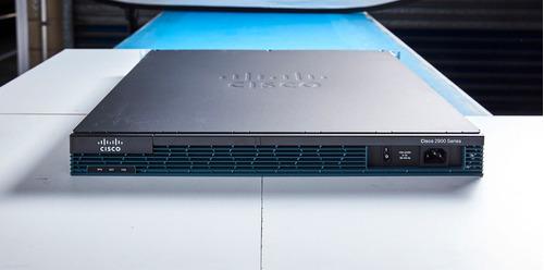 router cisco serie 2900 sellado