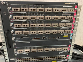 Switch Router Catalyst Cisco 6500 - Componentes para Redes