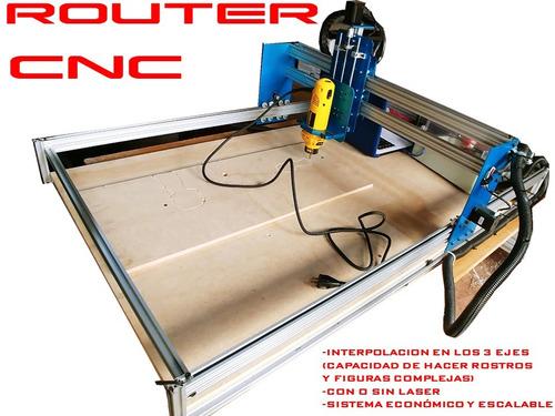 router cnc cortadora grabadora 144x144 acrilico madera etc
