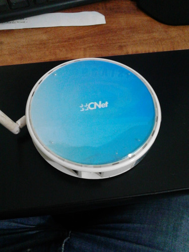 router cnet 300mpbs usado pero operativo