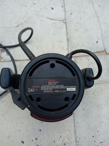 router crasftman  industrial 1 1/2 caballos
