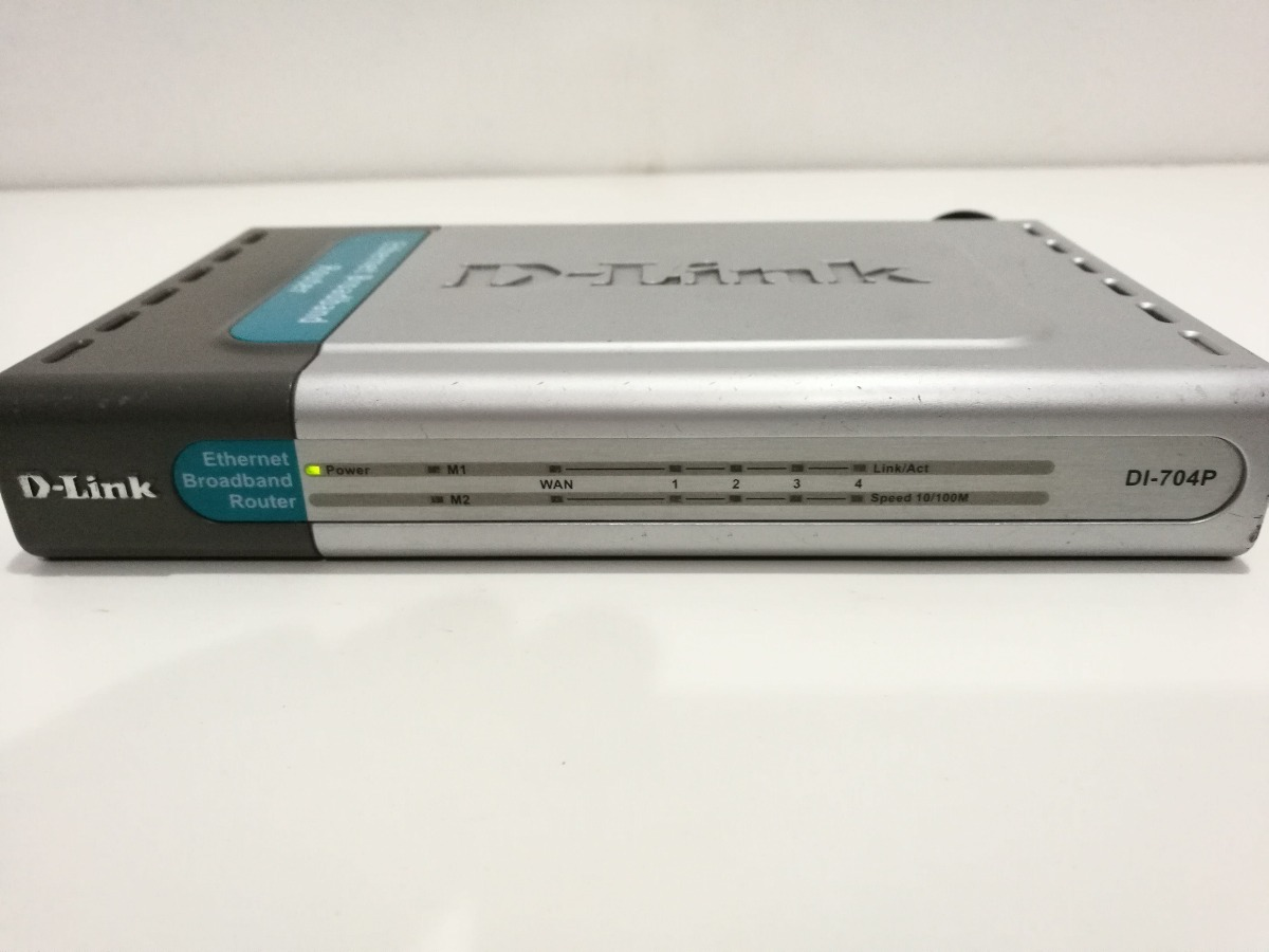 D-Link DI-704P Driver Windows XP