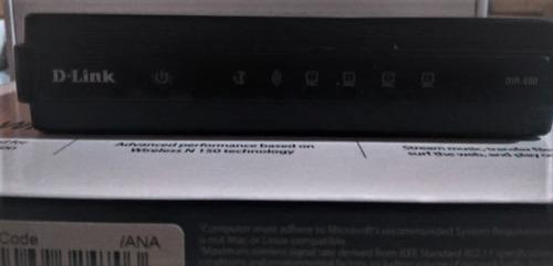router d-link inalámbrico n150 dir-600 como nuevo