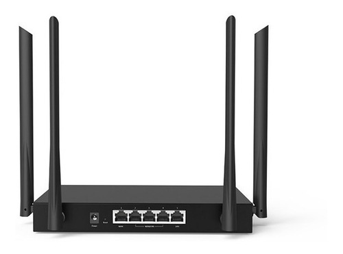 router dual band con portal cautivo tenda w15e
