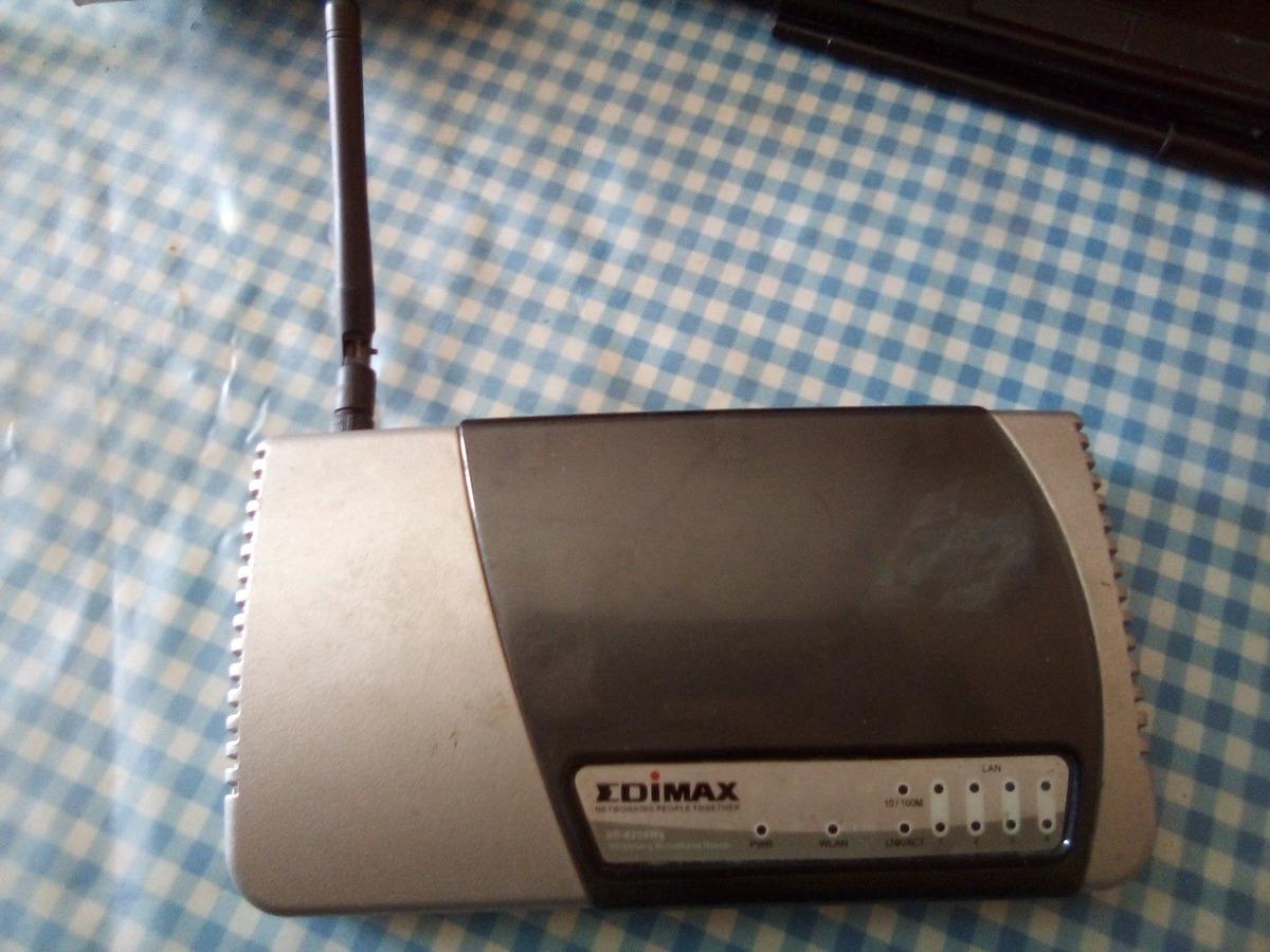 EDIMAX BR-6204WG ROUTER DRIVER WINDOWS