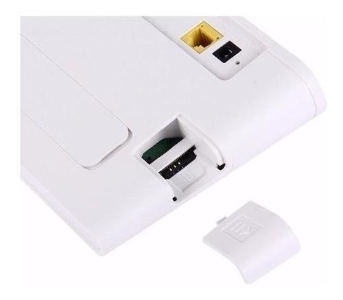 router entel b310 huawei wifi bam 4g h+ 3g 32 usuarios lan