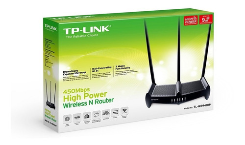 router extensor rango access point tp link 941hp 450mb cuota