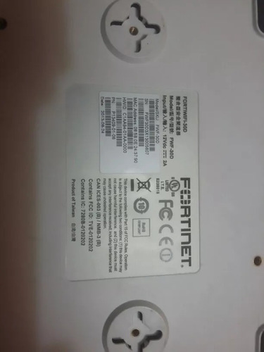 router fortinet 30d