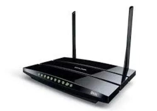 router gigabit inalambrico de banda dual n600  tl-wdr3600