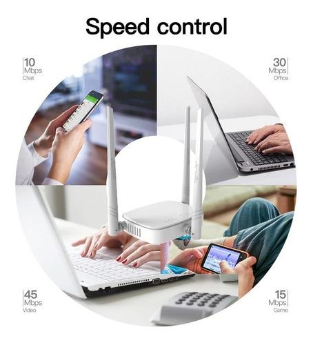 router inalámbrico 300 mbps