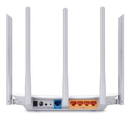 router inalámbrico ac1350 doble banda archer c60 tp-link