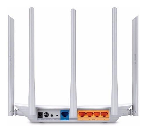 router inalámbrico de doble banda ac1350 archer c60 tp-link