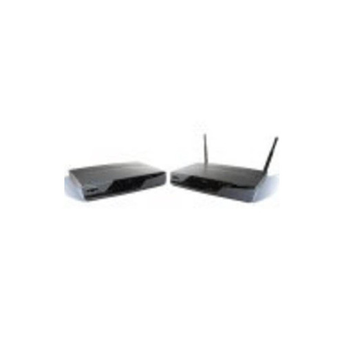 router inalámbrico de seguridad dual ethernet cisco cisco851
