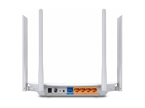 router inalámbrico doble banda ac1200 tp link tl-archerc50