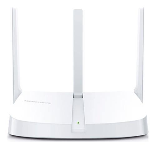 router inalambrico mercusys mw305r 3 antenas 300mbps