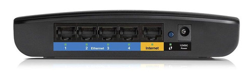 router inalámbrico n300 linksys e1200