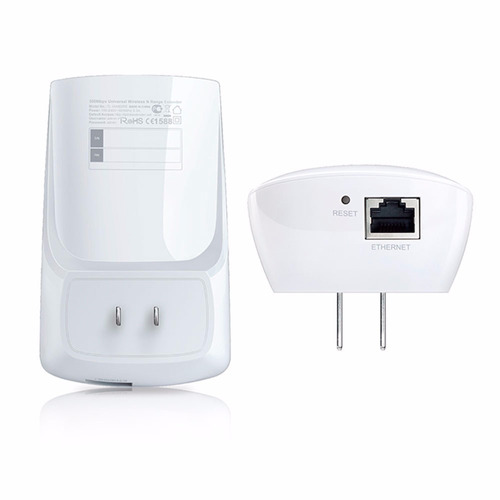 router inalámbrico repetidor 300mbps wifi tp-link tlwa850re