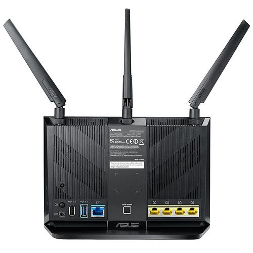 router inalámbrico smart asus rt-ac86u 2900m