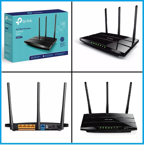 router inalambrico tp-link ac1350 archer c59 usb dualband