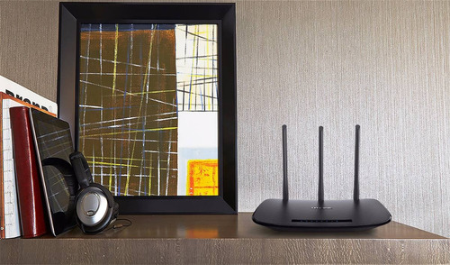 router inalambrico tp-link n450 3 antenas tl-wr940n