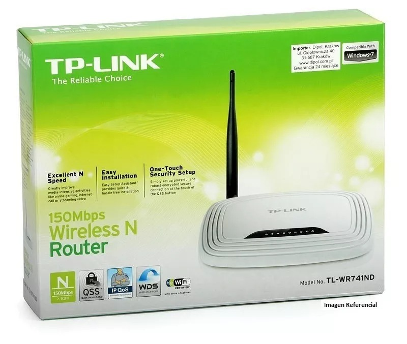 TP-LINK TL-WR741ND Easy Setup Assistant Driver for Windows Mac