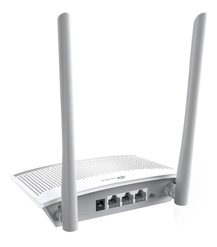 router inalambrico tp-link tl-wr820n 300 mbps 2 antenas