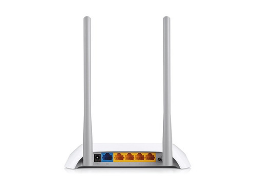 router inalambrico tp-link tl-wr840n 300mbps 4ptos   puebla