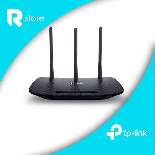 router inalambrico tp-link tl-wr940n 450mbps 3 antenas