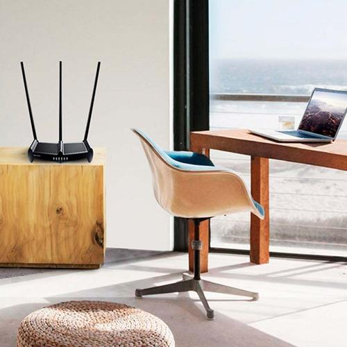 router inalámbrico tp-link tl-wr941hp 450mbp 9dbi rompemuros