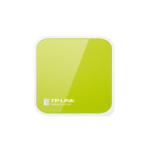 router inalambrico wifi tp link tl-wr702n 150mbps nano