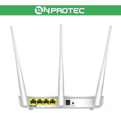router inalambrico wifi y repetidor 300mbps logan 3 antenas