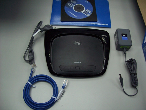 router linksys by cisco wrt54g2