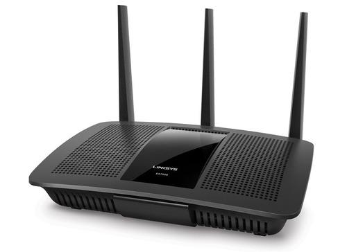router linksys cisco ea7500 max-stream smart wifi ac1900