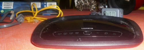 router linksys cisco modelo wrt 120n (20v)