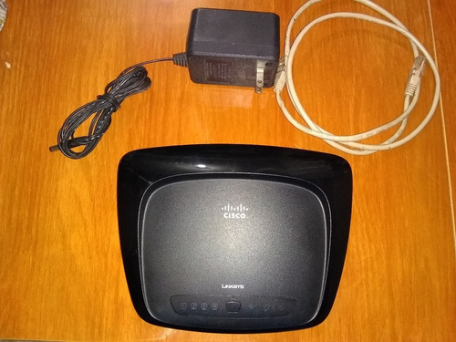 router linksys cisco wrt54g2 full operativo