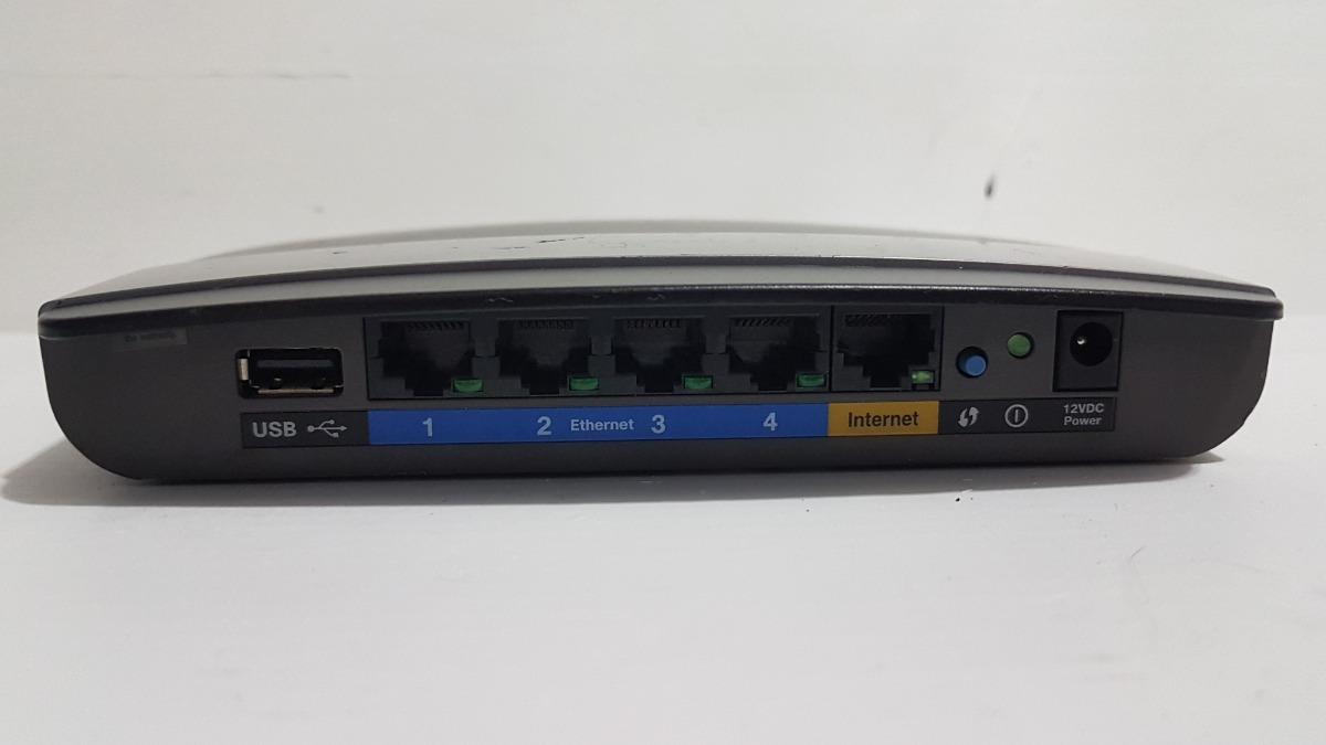 Linksys E2500 V3