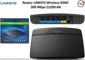 Linksys E1200 Ar - Conectividad y Redes en Mercado Libre