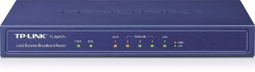 router load balance até 4 links tp-link tl-470t 4wan