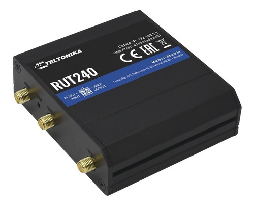 router lte 4g industrial m2m iot para buses, transp y mas