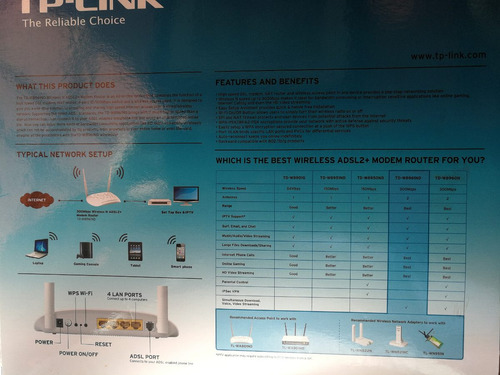 router ltp link wireless n adsl2+