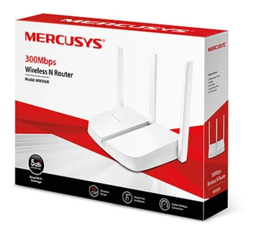 router mercusys mw305r n300 3 x 5 dbi by tp link hd gamming