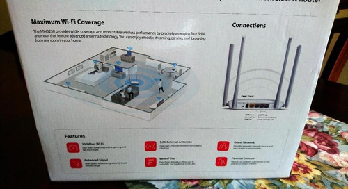 router mercusys wifi