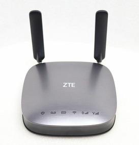 Router Módem Mifi Zte Mf275r 4g Lte Libre Con Puerto De Red