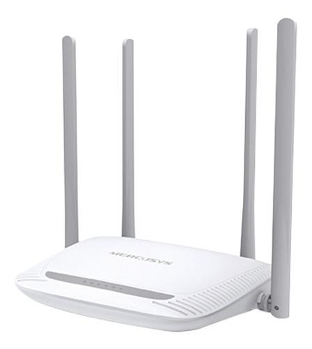 router n300 4 antenas mw325r mercusys