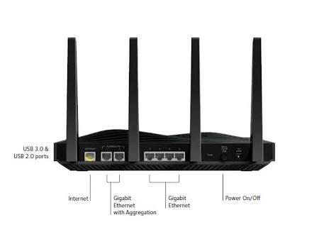router netgear nighthawk x8 tribanda ac5300