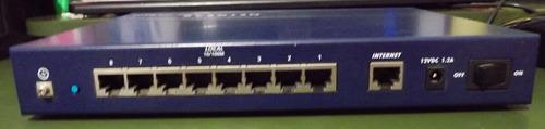 router netgear prosave vpn fireware fsv318 usado